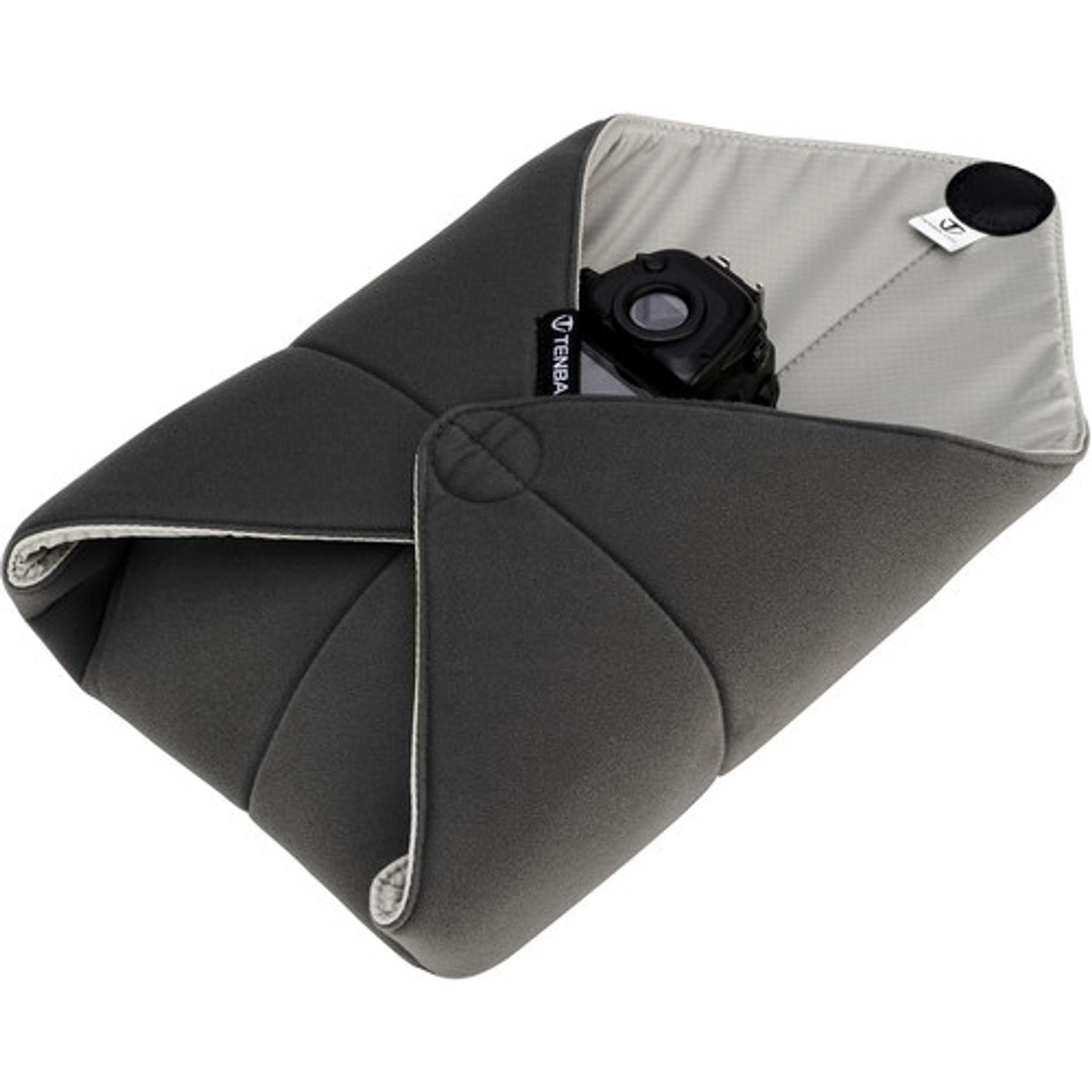 Tenba Tools 16_ Wrap – Envoltura Protectora Multiuso (40cm, Black/636-331)