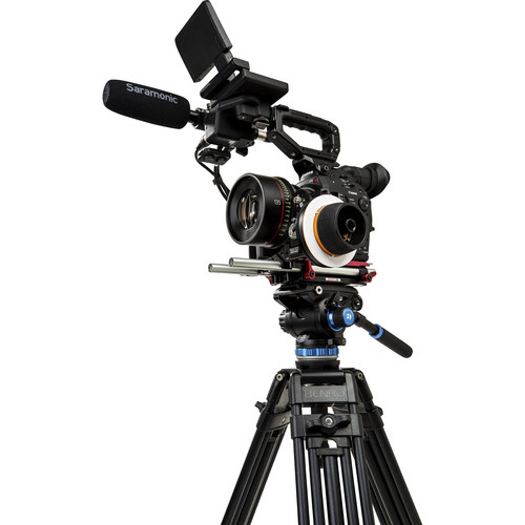 Cabezal de video fluido Benro S6Pro