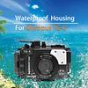Carcasa para cámara submarina Seafrogs 60m / 195ft para Olympus TG-6 (negro)
