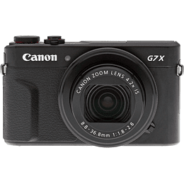 CÁMARA CANON POWERSHOT G7X MARK II Código #1066c001