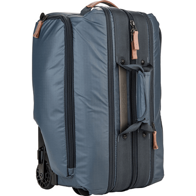 BOLSO CON RUEDA CARRY-ON ROLLER AZUL (PREVENTA)