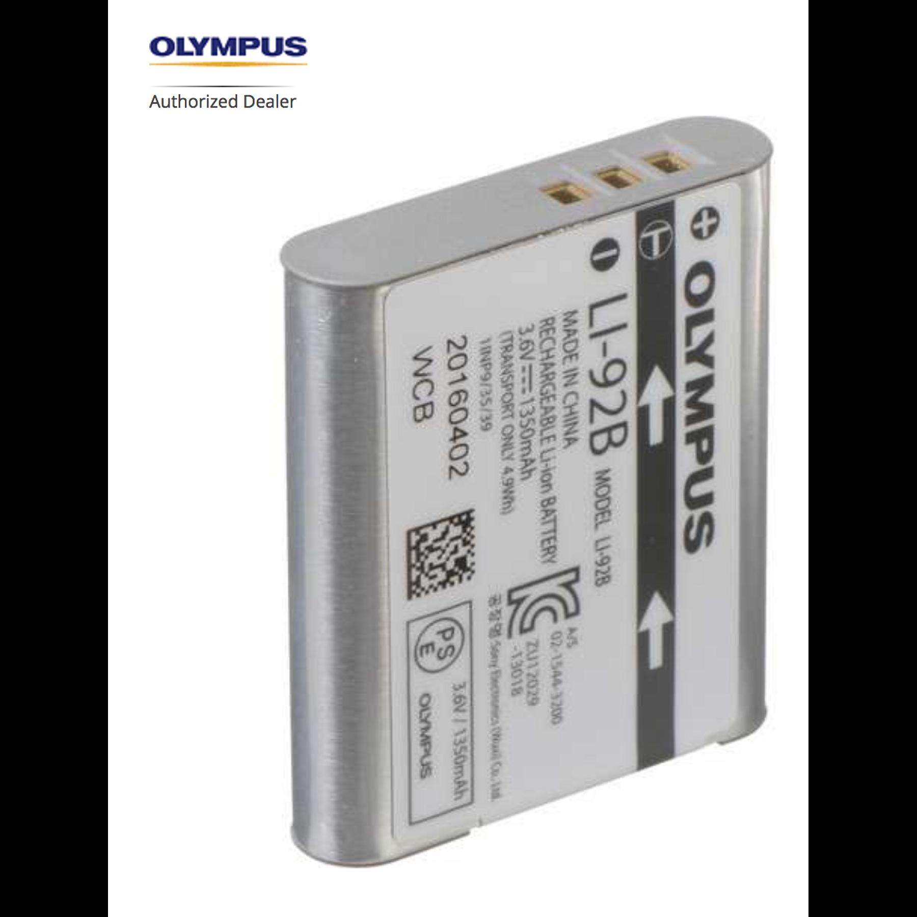 BATERIA OLYMPUS TOUGH TG5 / TG6 CÓDIGO #V6200660U000