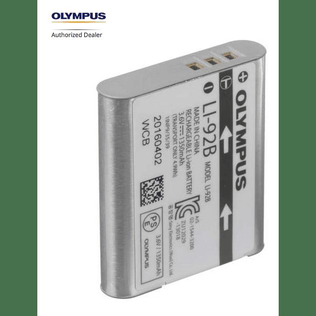 BATERIA OLYMPUS TOUGH TG-5 CÓDIGO #V6200660U000