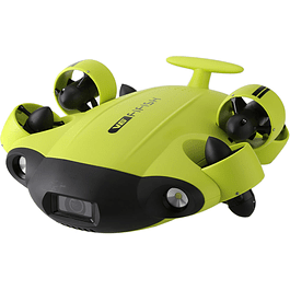 ROV (DRON) SUBMARINO QYSEA FIFISH V6 (100M CABLE Y CONTROL VR). COD#FIFISHV6