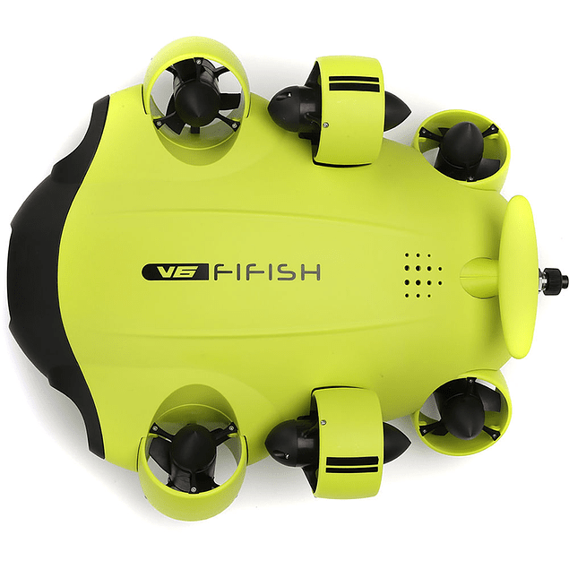 DRON SUBMARINO QYSEA FIFISH V6 (100M CABLE Y CONTROL VR). COD#FIFISHV6