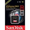 TARJETA DE MEMORIA SANDISK SD 32GB EXTREMEPRO MODELO # SDSDXXG-032G