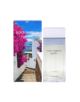 Dolce & Gabbana Light Blue Escape to Panarea EDT 100 ML (M)