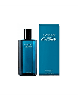 Davidoff Cool Water Men EDT 200 ML (H)