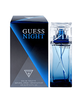 Guess Guess Night EDT 100 ML (H)