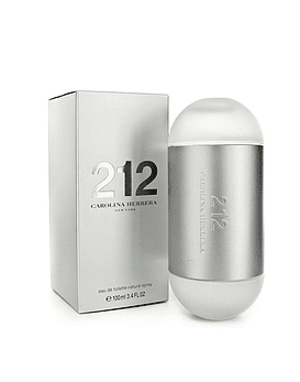 Carolina Herrera 212 Woman EDT 100 ML (M)