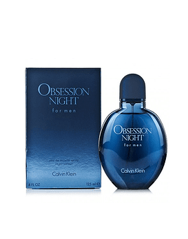 Calvin Klein Obsession Night Homme EDT 125 ML (H)