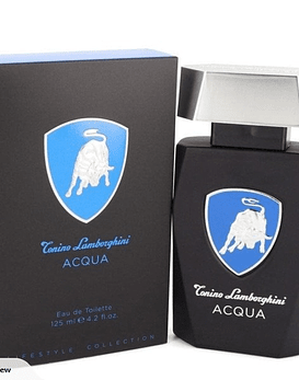 Lamborghini Acqua Men EDT 125 ML (H)