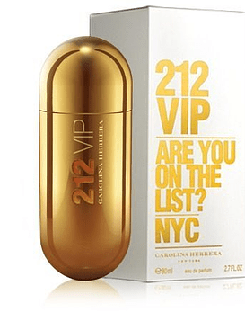 Carolina Herrera 212 VIP EDP 80 ML (M)
