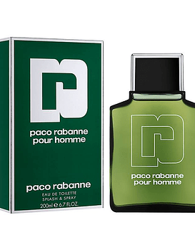 Paco Rabanne Pour Homme EDT 200 ML (H)