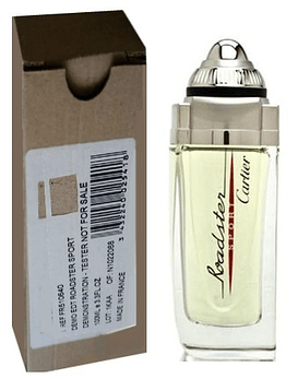 Cartier Roadster Sport Homme EDT 100 ML Tester (H)