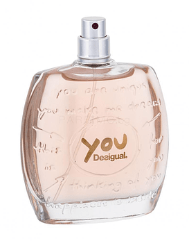 Desigual You EDT 100 ML Tester (M)