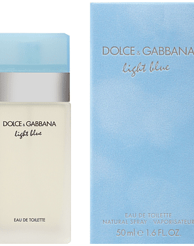 Dolce & Gabbana Light Blue Femme EDT 50 ML (M)