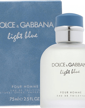 Dolce & Gabbana Light Blue Men EDT 75 ML (H)