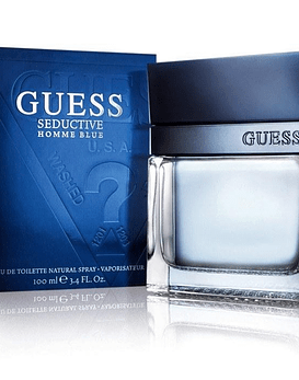 Guess Seductive Blue Men EDT 100 ML (H)