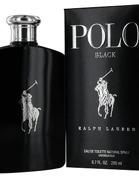 Ralph Lauren Polo Black EDT 125 ML (H)
