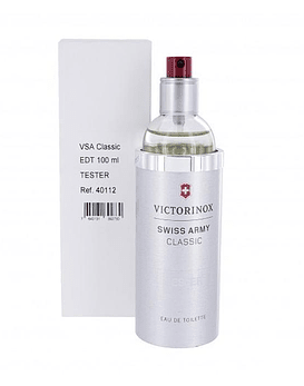 Swiss Army Classic Men EDT 100 ML Tester (H)