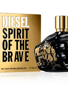 Diesel Spirit Of the Brave  EDT 125 ML (H)