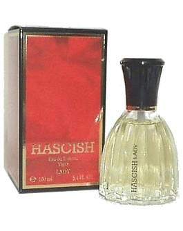 HASCISH LADY EDT 100ML