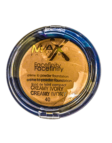 MAX FACTOR FACEFINITY CREAMY IVORY N.40 16G ANNO 2020