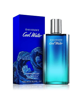 DAVIDOFF COOL WATER SUMMER EDITION EDT 125ML