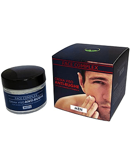 Face Complex Men Crema Viso Anti Rughe 50 Ml