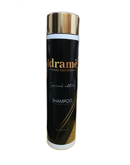 IDRAME SPECIAL EDITION SHAMPOO CON CAFFEINA E OLIO DI RICINO FRAGRANZA BLACK ORCHID