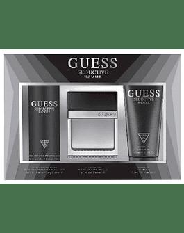 Guess Seductive Homme EDT 100 ml + gel doccia 200 ml + DEO spray 226 ml
