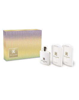 Trussardi COFANETTO  Donna Eau de Parfum 100ml + Gel Doccia 200ml + Crema Corpo 200ml