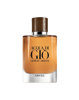 ARMANI ACQUA DI GIO ABSOLU EDT 125ML