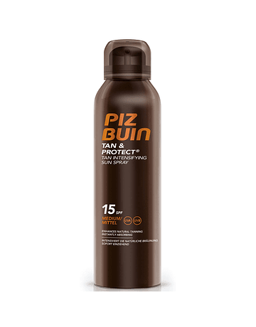 PIZ BUIN 15 TAN & PROTECT 150ML