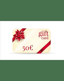 GIFT CARD DA 50
