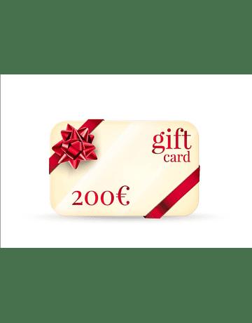 GIFT CARD DA 200