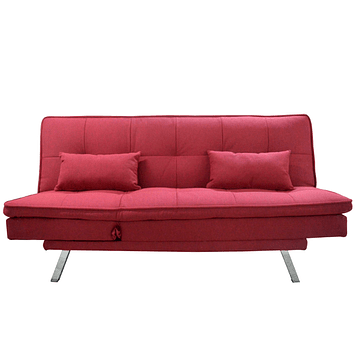 Futon Florencia - Rojo