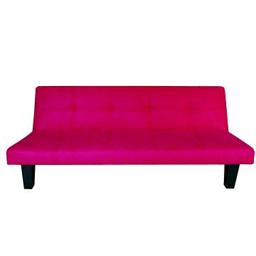 Futon Praga - Rojo