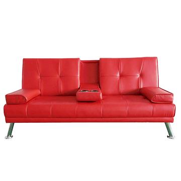 Futon Lounge - Rojo