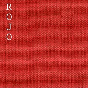 Sofá Oporto 3c - Rojo