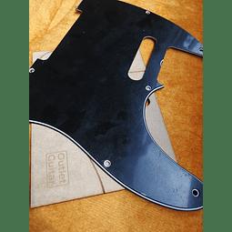 Pickguard Fender Telecaster Negro