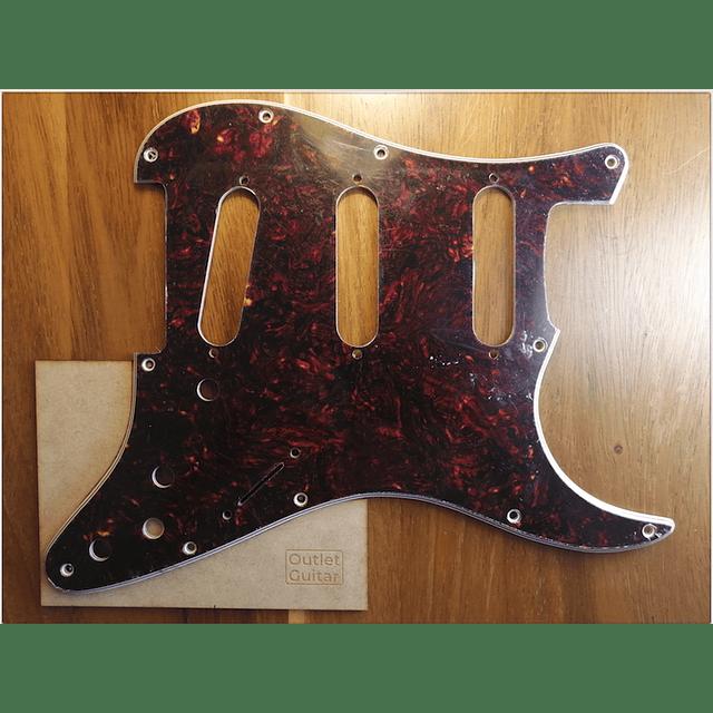 Pickguard Fender Tortoise para switch