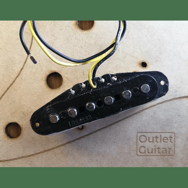Capsula Fender Hot noiseless de puente
