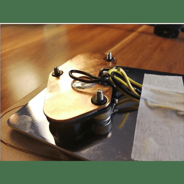 Puente Fender telecaster MIM con capsula AS