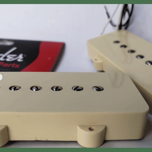 Capsula Fender Jazz Master Classic Player