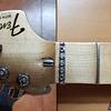 Roller Nut Fender Cejilla con Rodillos LSR