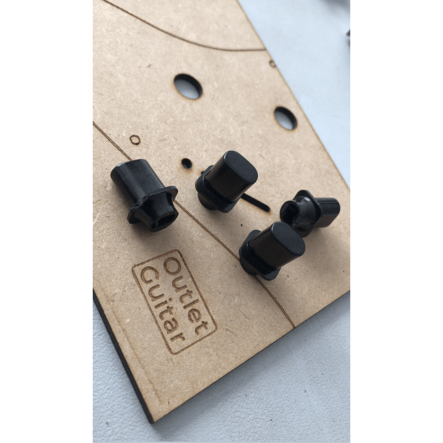 Cabeza Fender Switch Top Hat Telecaster®
