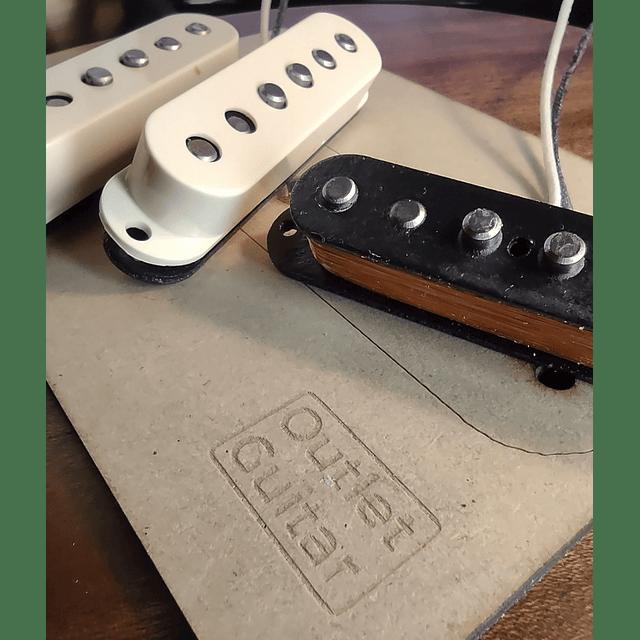 Fender 57/62 Stratocaster set