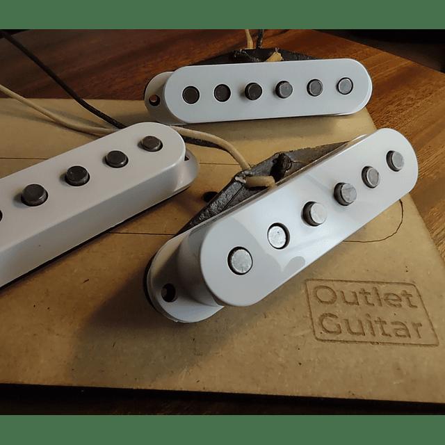 Fender Fat 50tas set Stratocaster